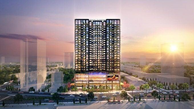 Green Diamond Building 93 Láng Hạ-1