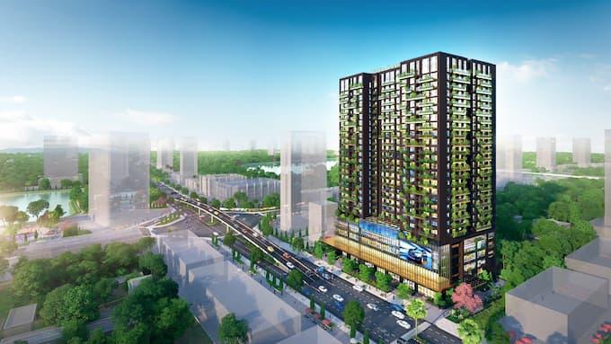 Green Diamond Building 93 Láng Hạ-2