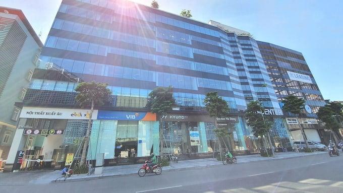NHS Center Building 214 Hào Nam-2 (1)