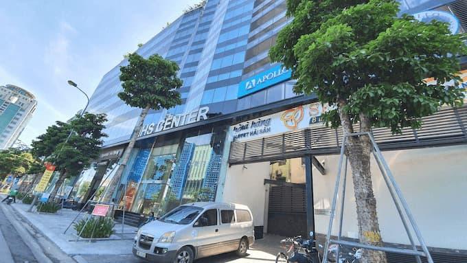 NHS Center Building 214 Hào Nam-4 (1)