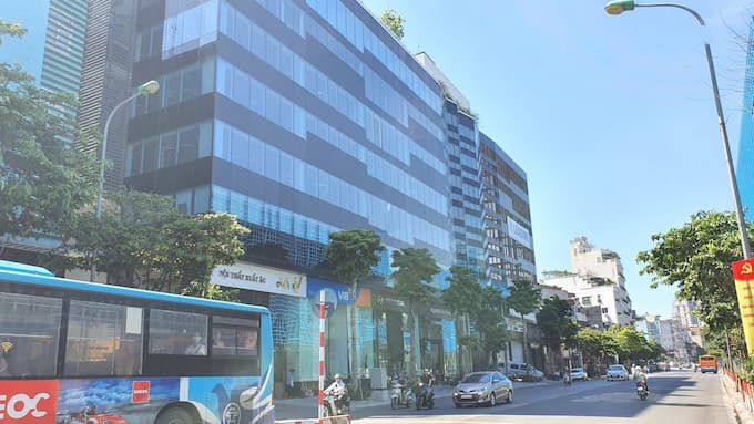 NHS Center Building 214 Hào Nam-5 (1)