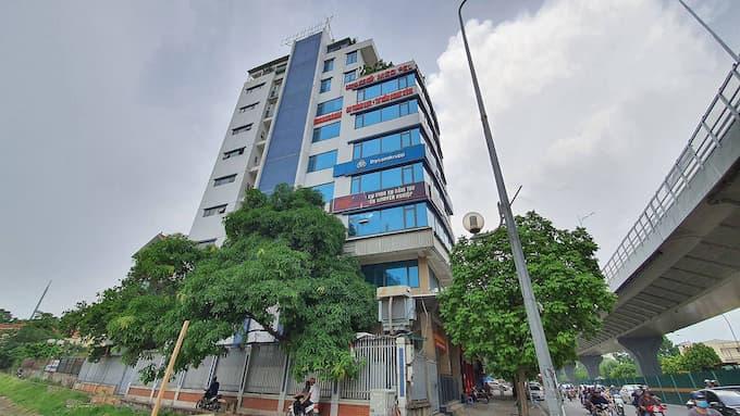 Tòa nhà 198 Trường Chinh (1)