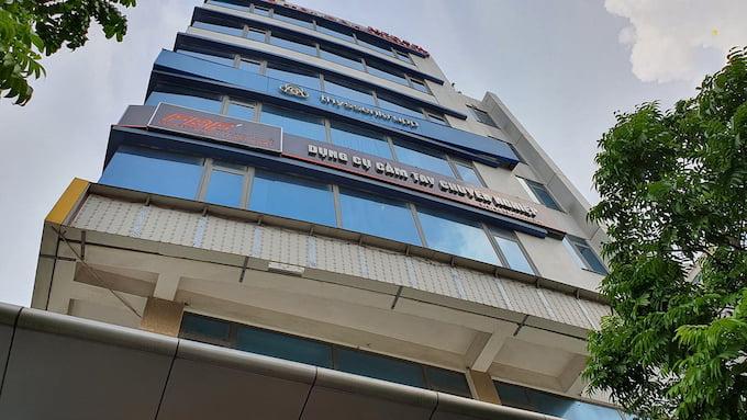 Tòa nhà 198 Trường Chinh-3 (1)