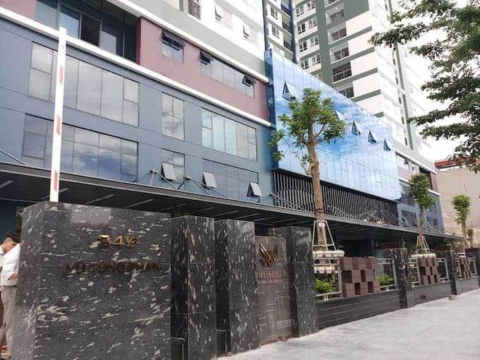 Tòa nhà Riverside Garden 349 Vũ Tông Phan-2 (1)