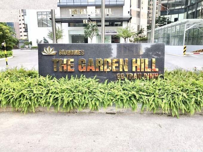 The Garden Hill 99 Trần Bình