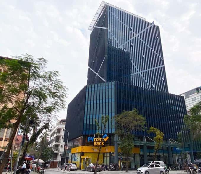 Tổng quan tòa nhà văn phòng DSD Building Láng Hạ
