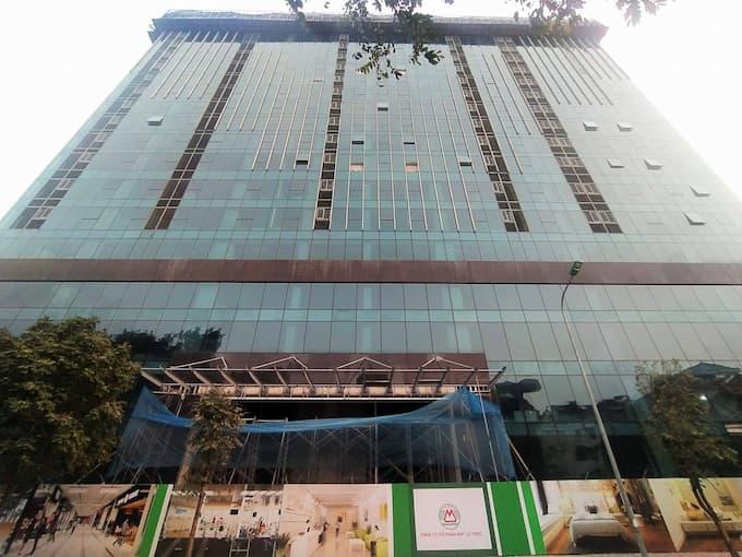 Tòa nhà Discovery Central 67 Trần Phú