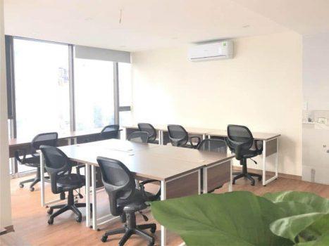 văn phòng trọn gói AT Building Lê Đức Thọ