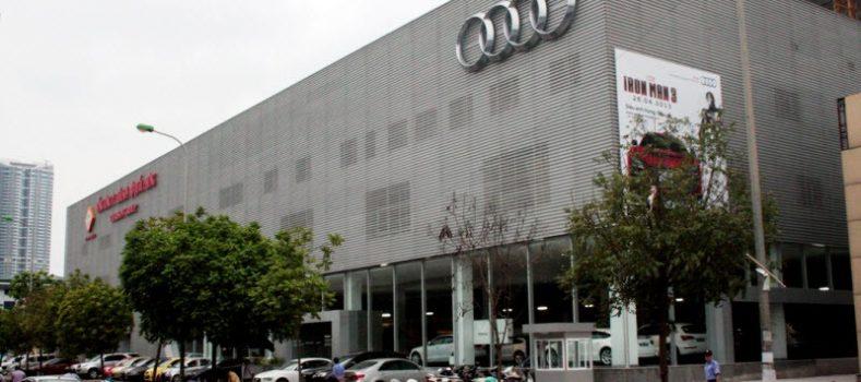 Audi Building Phạm Hùng