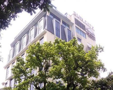 Tòa nhà Sun City Hai Bà Trưng
