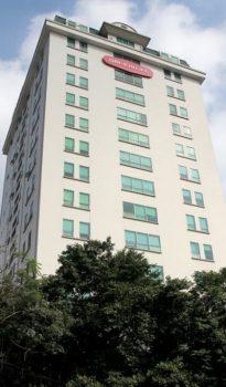 Cho thuê văn phòng Tòa HCMCC Đội cấn