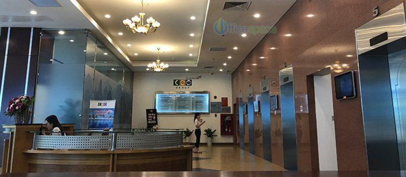 Tòa nhà CEO Tower Nam Từ Liêm