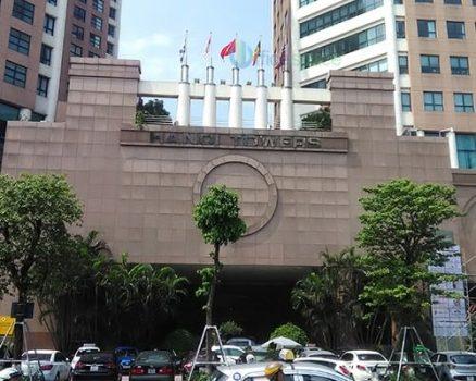 Tòa Hà Nội Tower