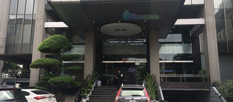 Tòa nhà Khâm Thiên building