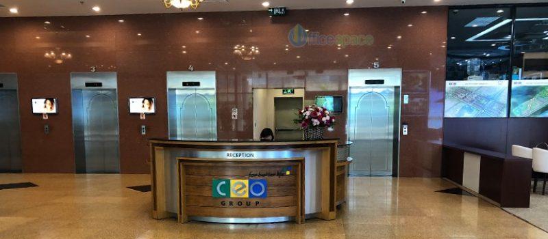 Thuê văn phòng tòa CEO Tower