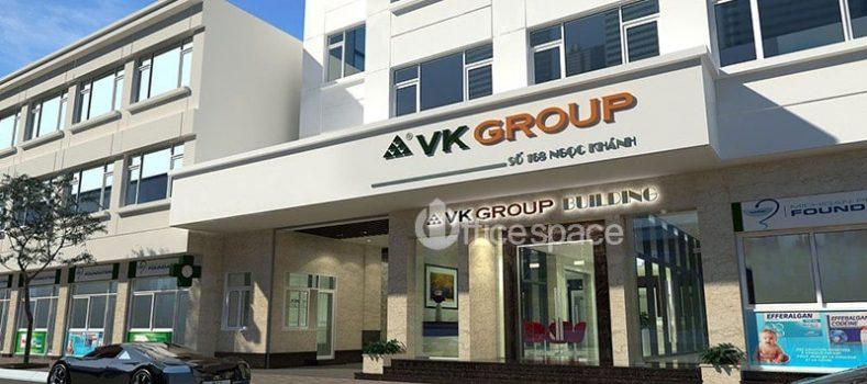 Tòa nhà VK 168 Ngọc Khánh