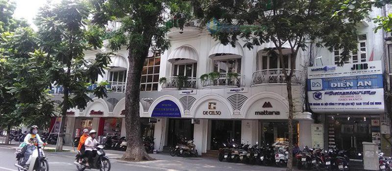 Tòa nhà Số 5 bà Triệu Hoàn kiếm