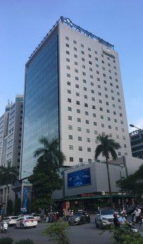 Văn phòng CMC Duy Tân Cầu Giấy